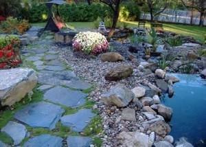 fontaine-terrassement-euro rocailles