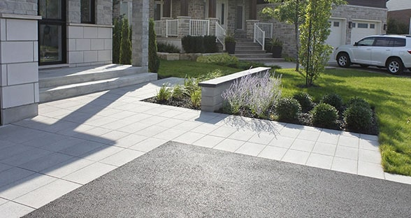 Landscaping-paving-terraces