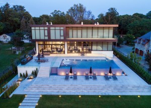 terrassement-euro-unistone-yard-back-pool-landscape